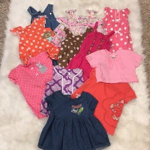 Other - Bundle 11pc Girls 6 mo!💕💕